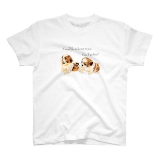 puppy Shih Tzu🐶 T-shirts