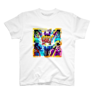 Crazy Color🎨 T-shirts