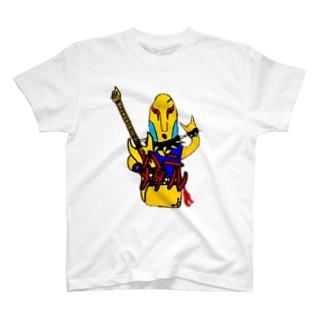 ヘビーメタルハニオ君 T-shirts