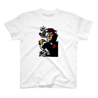 愛の譲渡 T-shirts