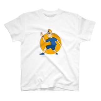 モヒ_A T-shirts