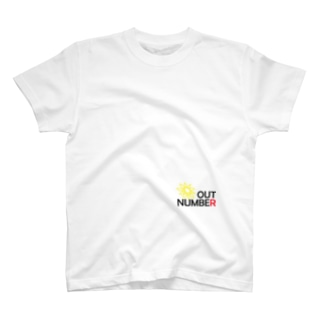 OUT NUMBER Basketball T-shirts
