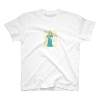ティーブレイクちゃん T-shirts