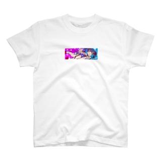 魔法処女ちゃん(ID入り) T-shirts