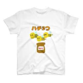 蜂蜜Tシャツ T-shirts