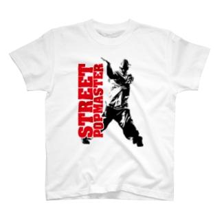 Street POPMASTER T-shirts