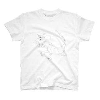 オカンのドラゴン T-shirts