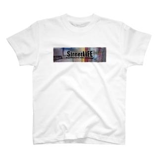 STREET LIFE T-shirts