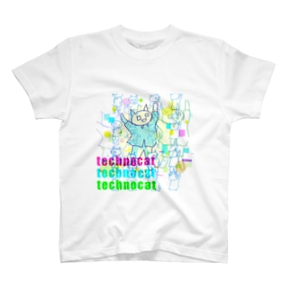 technocat T-shirts