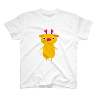 あかいしか T-shirts