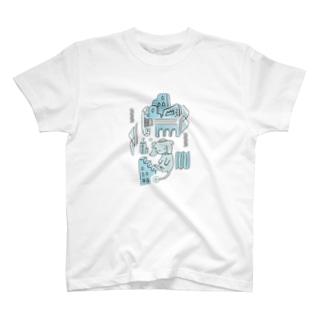 深い眠り T-shirts