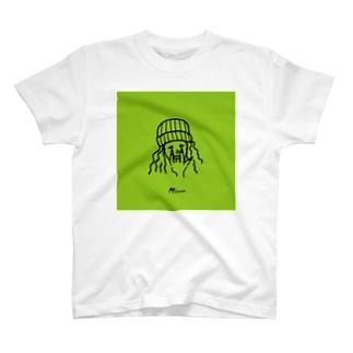 ニットガール T-shirts