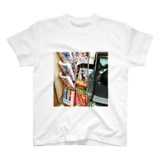 リクールーティング T-shirts
