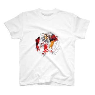鯉ベタ T-shirts