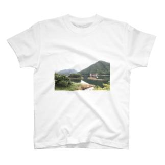 ダム T-shirts