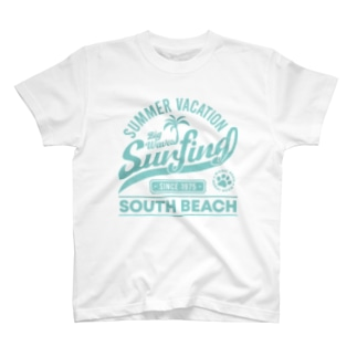 Surfing ~ Vintage style ~ T-shirts