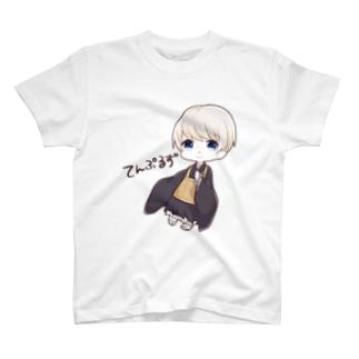 「てんぷるず」 T-shirts