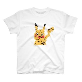 点描チュウ T-shirts