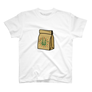 ネコサン印の上袋 T-shirts