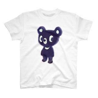 クマです T-shirts