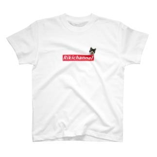 リキちゃんBOXROGOシリーズ T-shirts
