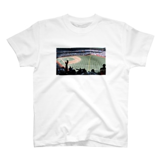 前面②YANKEES  STADIUM T-shirts