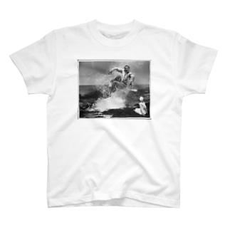 スプラッシュ T-shirts