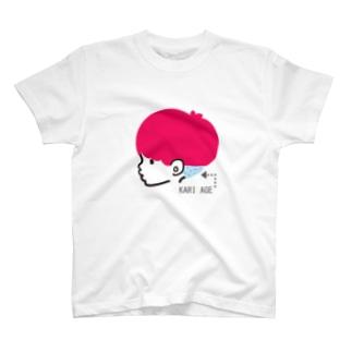 かりあげくん T-shirts