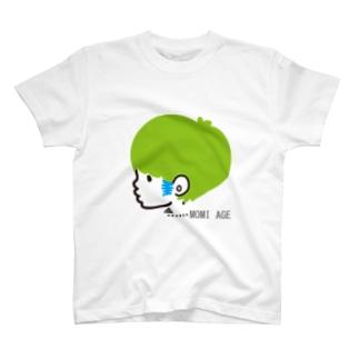もみあげくん T-shirts