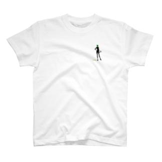 星座 射手座 T-shirts