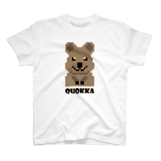 ドットクオッカ T-shirts