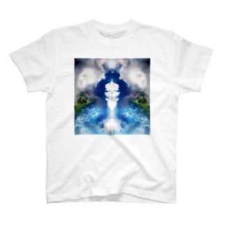 Rorschach 2 T-shirts