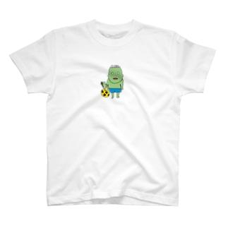 ベジタブルゾンビ T-shirts