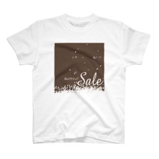 SALE MAX99%OFF 雪しんしん T-shirts