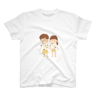 Soragasukiのカップル T-shirts