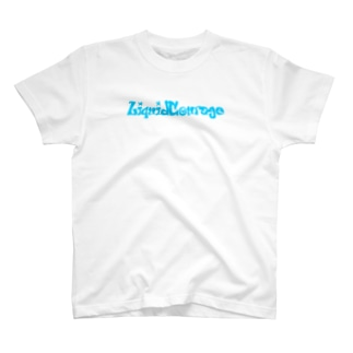 Liquid Courage ロゴTシャツ T-shirts