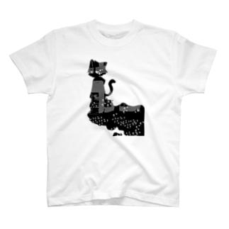 目目目目目 T-shirts