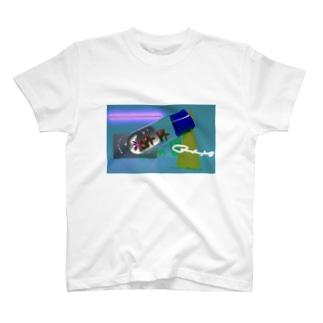 夏用国民服 T-shirts