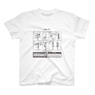 [JKT-v2-12S] AssenblyGuide T-shirts