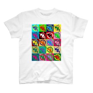 Symbols Taste Like Warhol Tシャツ T-shirts