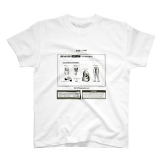 []JKC-v2-12S]AssemblyGuide T-shirts