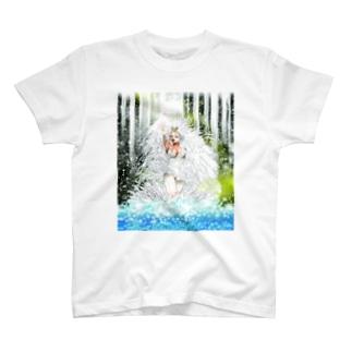「女神降臨」 T-shirts
