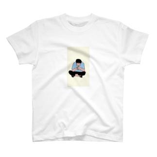 タバコ兄さん T-shirts