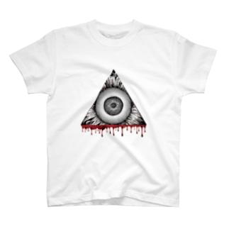 THE SUN KAKU T-shirts