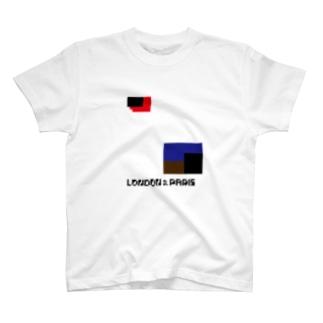 LONPARI 8BITS 「GEEEEO」 T-shirts