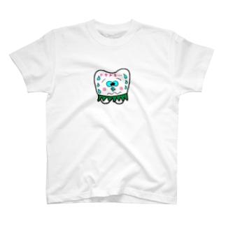 トュースハワイアン シリーズ ドキドキ T-shirts