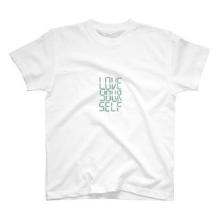 アナログなのにデジタル気取り T-shirts