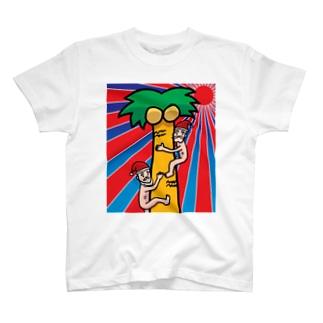 夏サンタ T-shirts