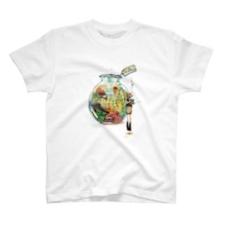 喫茶アールグレイ T-shirts
