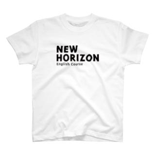 NEW HORIZON T-shirts
